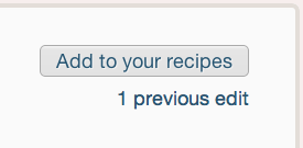 Easily add to your recipes with a single click!